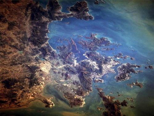 Uzaydan dünyaya bakış 12