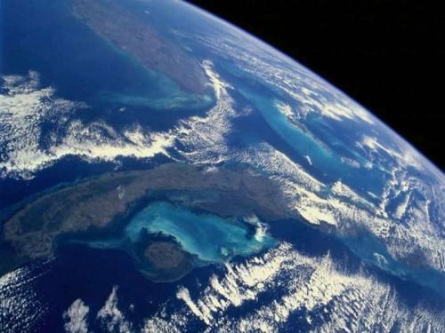 Uzaydan dünyaya bakış 15