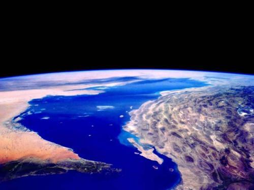 Uzaydan dünyaya bakış 19