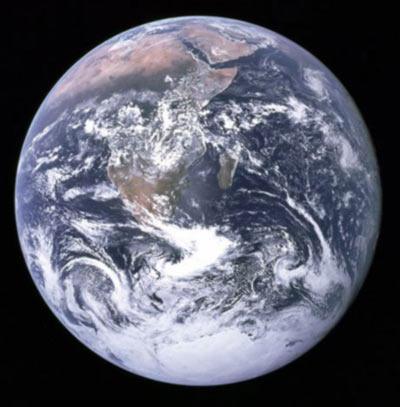 Uzaydan dünyaya bakış 2