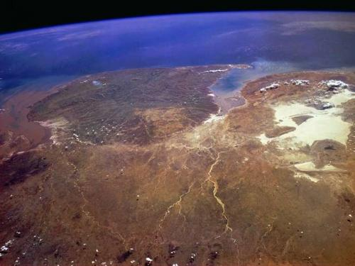 Uzaydan dünyaya bakış 20