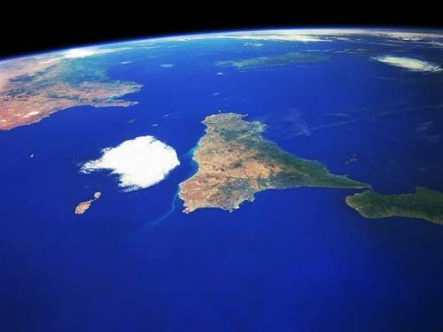 Uzaydan dünyaya bakış 22