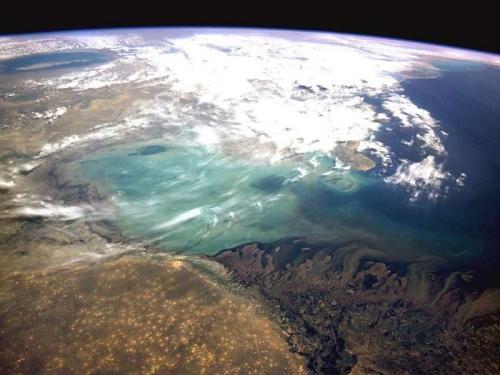 Uzaydan dünyaya bakış 23