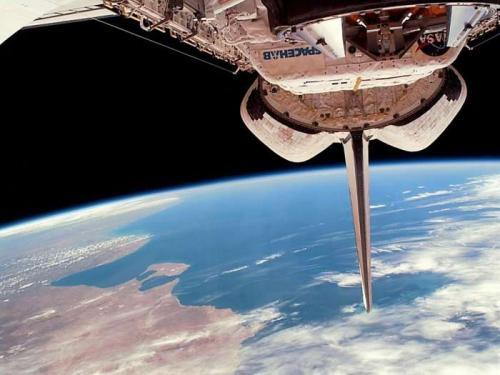 Uzaydan dünyaya bakış 27