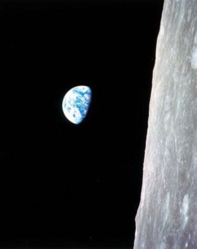 Uzaydan dünyaya bakış 3
