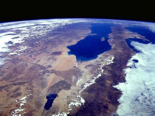 Uzaydan dünyaya bakış 30