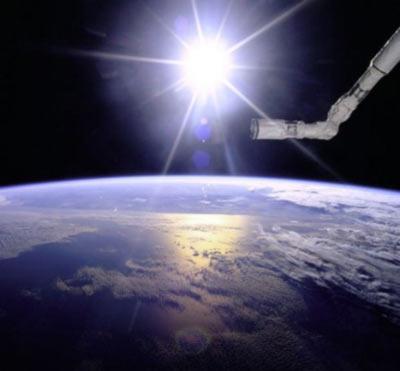Uzaydan dünyaya bakış 4