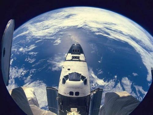 Uzaydan dünyaya bakış 8