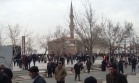 Yenilenen Hacı Bayram Camii