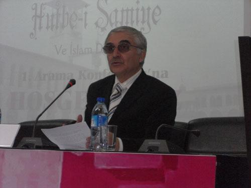 Risale Akademi Hutbe-i Şamiye Konferansı 16