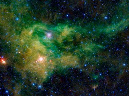İşte uzayın görülmemiş haritası 1