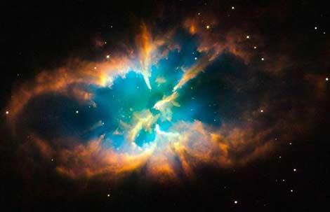 Uzaydaki güzellik 11