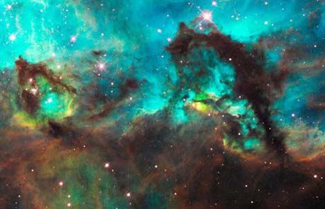 Uzaydaki güzellik 14
