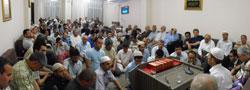 Buharkent Nur dersanesi açıldı