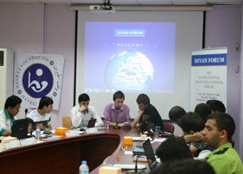 Farklı ülkeden 45 genç İslam birliğini konuştu