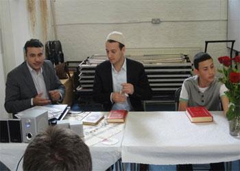 İngiliz kilisesinde Kur'an kursu başladı