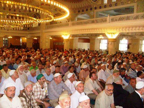 Fetih Kur'an'la kutlandı 1