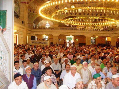Fetih Kur'an'la kutlandı 2