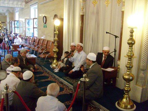 Fetih Kur'an'la kutlandı 5