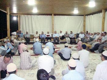 Silivri'de iftar ve iftihar vakti