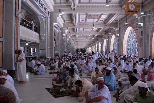 Mescid-i Haram'dan fotoğraflar 1