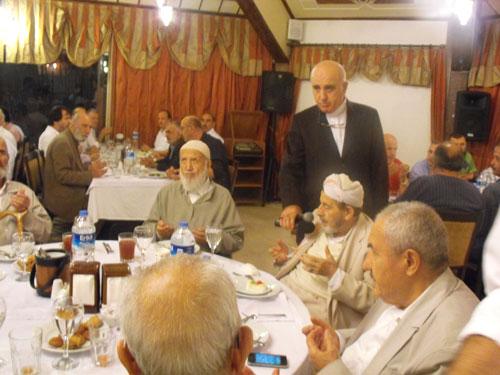 Nur talebeleri Risale Haber iftarında 75