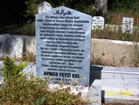 Ahmet Feyzi Kul Mevlidi 1