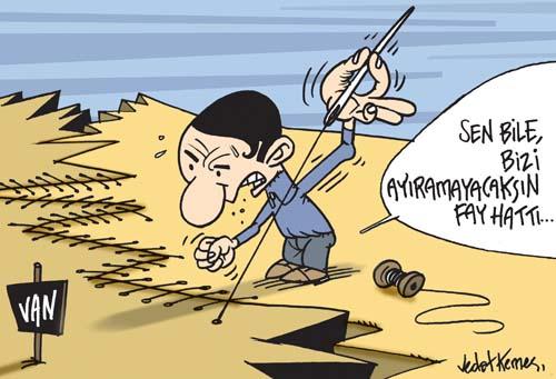 Deprem Karikatürleri 2