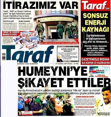 Gazeteler ve andıç 11