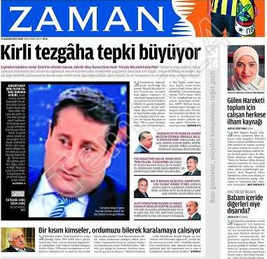Gazeteler ve andıç 16