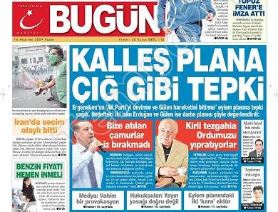 Gazeteler ve andıç 2