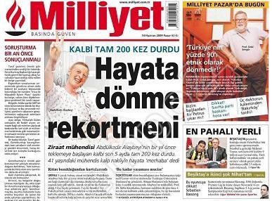 Gazeteler ve andıç 7