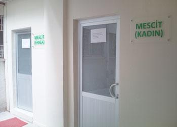 Mersin Üniversitesi mescidi açıldı