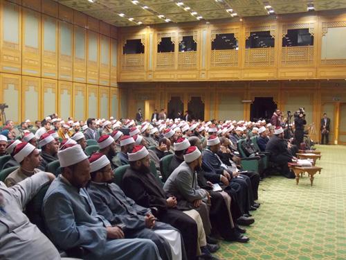 Mısır'da Bediüzzaman Sempozyumu 1