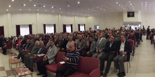 Said Nursi ve talebeleri Burdur'da yad edildi 1