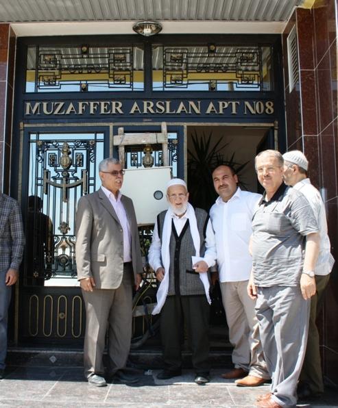 Muzaffer Arslan Nur Dersanesi dualarla açıldı 1