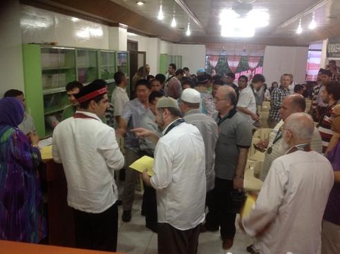 Marawi Yüksek Öğretim Kurulu Başkanı Dr. Norma Şerif 10