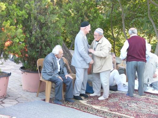 Nur cemaatleri Risale Haber iftarındaydı 1