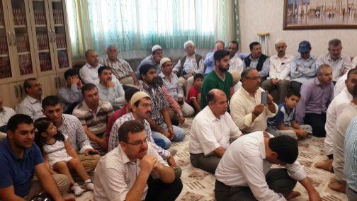 Mustafa Sungur, Nur dersanesi açıldı 20