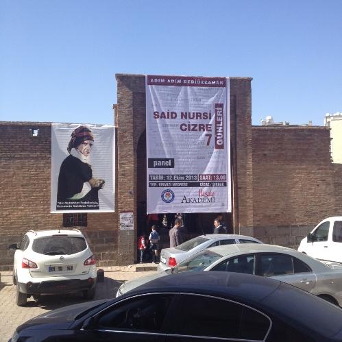 Cizre'de 'Adım Adım Said Nursi' paneli 1