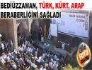 Cizre'de 'Adım Adım Said Nursi' paneli