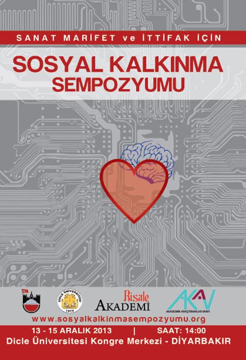 Risale-i Nur'un sosyal kalkınma reçetesi programı 1
