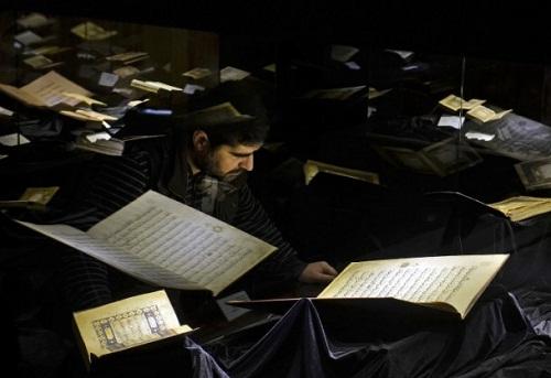 'Mukaddes Miras' Gaziantep'te sergileniyor 1