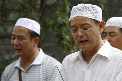 Müslüman Çin'in gözyaşları 3