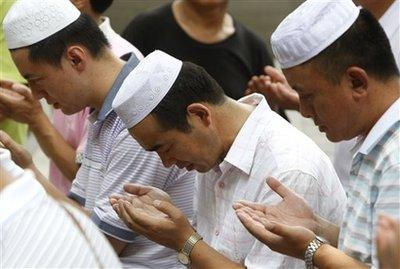 Müslüman Çin'in gözyaşları 4