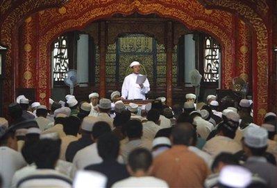 Müslüman Çin'in gözyaşları 7