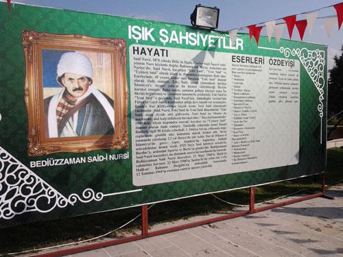 Bitlis'in Ankara'daki en gözde tanıtımı Bediüzzaman oldu 1