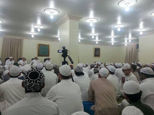 Mekke'de Risale-i Nur ve Said Nursi konferansı 1
