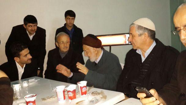 Mustafa Sungur ağabey mevlidi yapıldı 26
