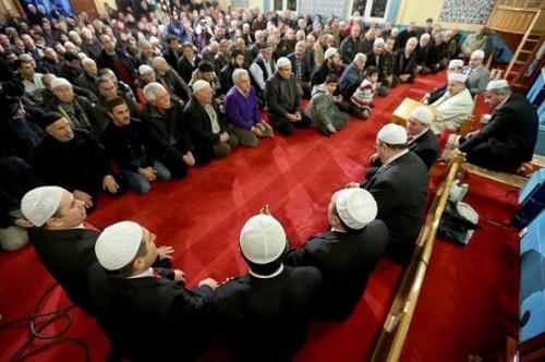 Türkiye'nin dört bir yanından Mevlid kandili manzarası 35